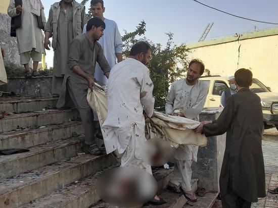 Названы возможные организаторы теракта в мечети Афганистана, погубившего сотни людей