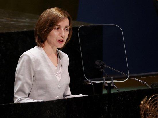 Из-за конфликта с Майей Санду генпрокурор Молдавии пошел под суд
