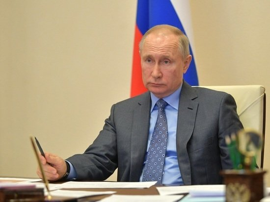 Путин назвал причину газового кризиса в Европе: