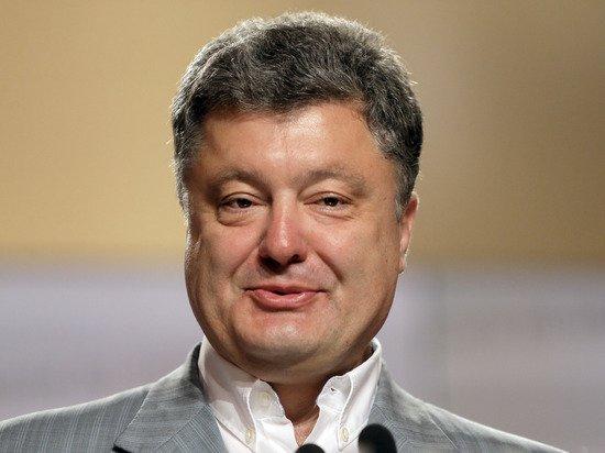 Противники Порошенко организовали митинг у его дома