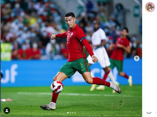 Роналду установил рекорд Европы по числу матчей за сборную