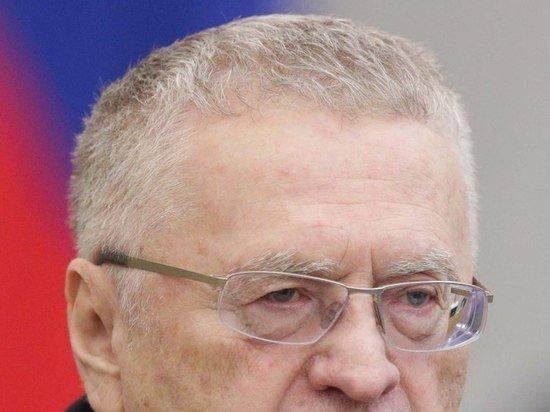 Жириновский сравнил пандемию с гражданской войной, а коронавирус – с