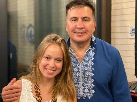 Саакашвили рассказал о своих отношениях с женой и любовницей