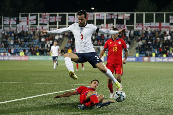 Сборная Англии разгромила Андорру со счетом 5:0