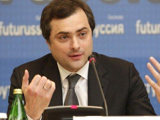 Сурков предрек человечеству «безлюдную демократию»
