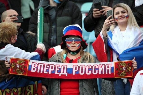 В Словении после футбольного матча напали на российских болельщиков