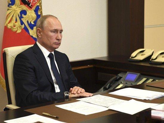 Кремль анонсировал встречу Путина с главами спецслужб стран СНГ