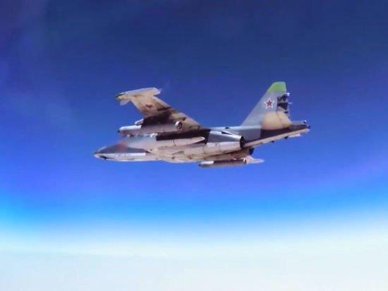 Россия перебросила Су-25 из Киргизии в Таджикистан