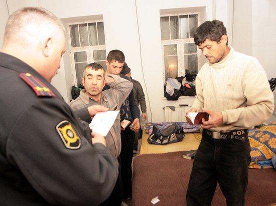 Власти России разрешили вернуться 300 тысячам гастарбайтеров-правонарушителей