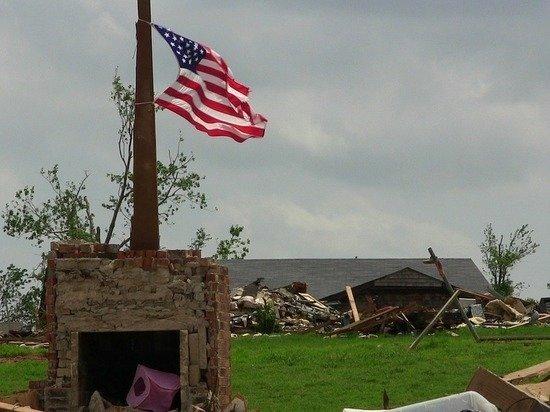Природные катаклизмы в 2021 году нанесли экономике США более $100 млрд ущерба