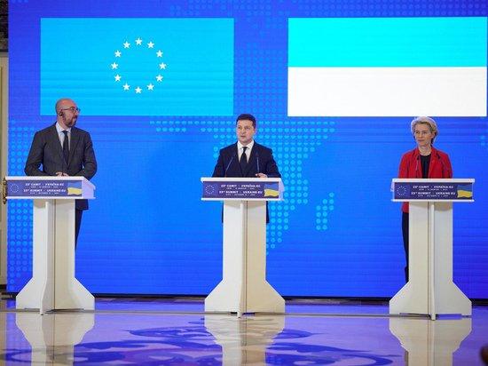 Саммит Украина-ЕС оказался «самым пустым»