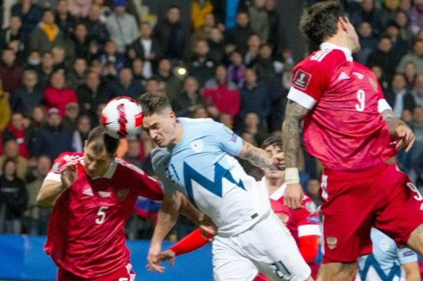 Сборная России стала ближе к выходу в финал ЧМ-2022 по футболу