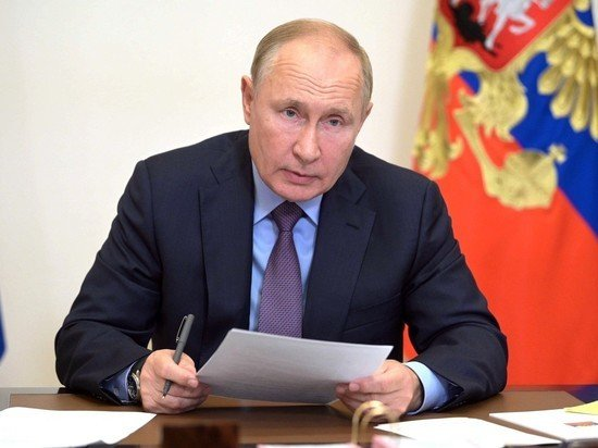 Путин призвал Европу
