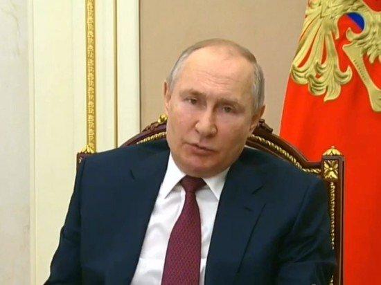 Путин высказался о возможности признания Муратова иноагентом