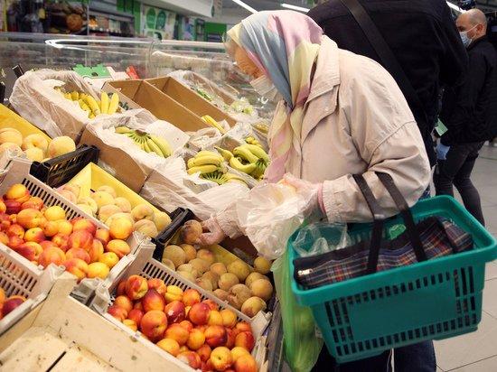 В правительстве набросали сценарий снижения цен на продукты