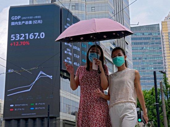 В Китае зарождается новый всемирный кризис