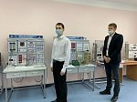 В Якутском институте водного транспорта состоялось торжественное открытие инновационного учебно-тренажерного центра