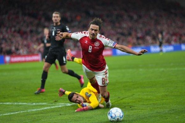 Германия и Дания досрочно забронировали поездку на ЧМ по футболу в Катар