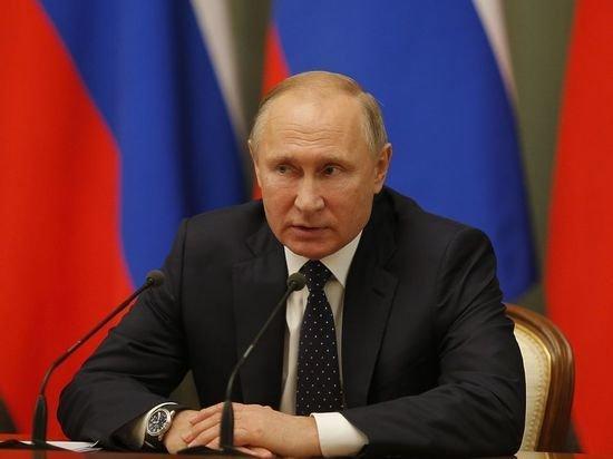 Путин назвал ошибкой использование США доллара, как инструмента санкций