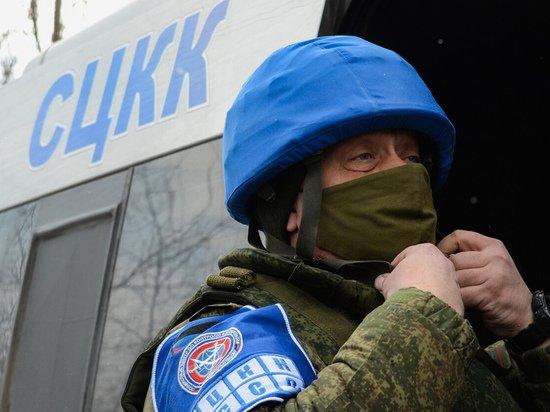 Украина пошла на открытый срыв минских договоренностей, захватив наблюдателя