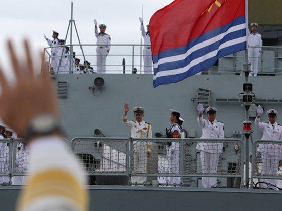 Россия и Китай ответили учениями военному союзу AUKUS