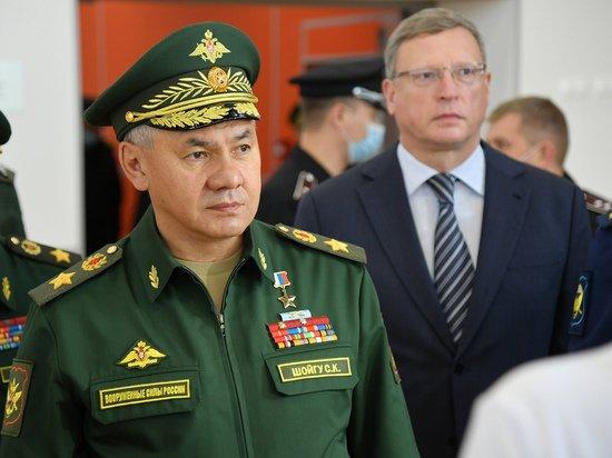 Шойгу распорядился предоставить российским кадетам десантные тренажеры с виртуальной реальностью