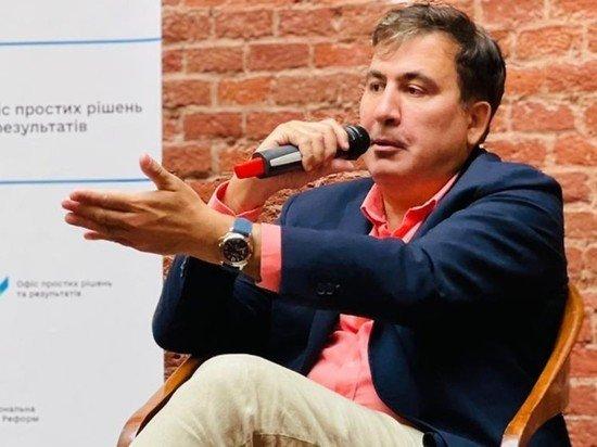 Саакашвили дал согласие на медосмотр и лекарства
