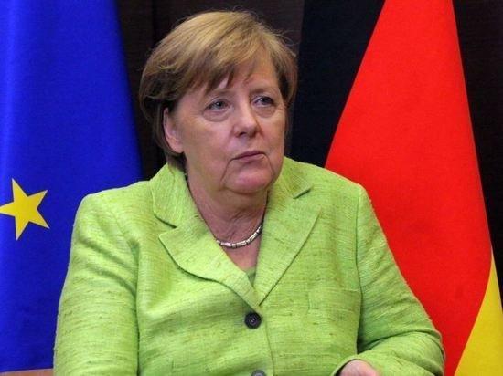 Меркель назвала будущее правительство ФРГ «проевропейским»