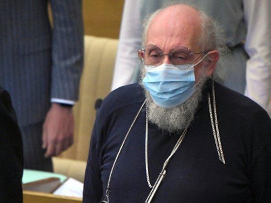 Лишенный жилетки депутат Вассерман нарушил регламент Госдумы