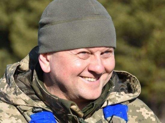 Главком ВСУ Залужный заявил о готовности умирать и убивать