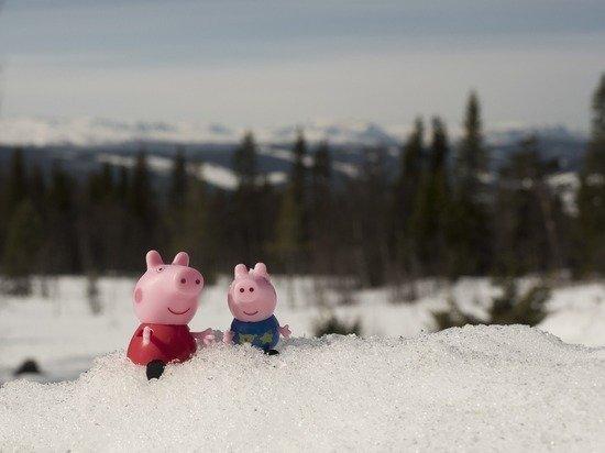 Эксперты заявили, что мультфильм «Свинка Пеппа» опасен для детей