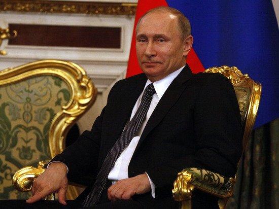 Американская журналистка сделала комплимент Путину