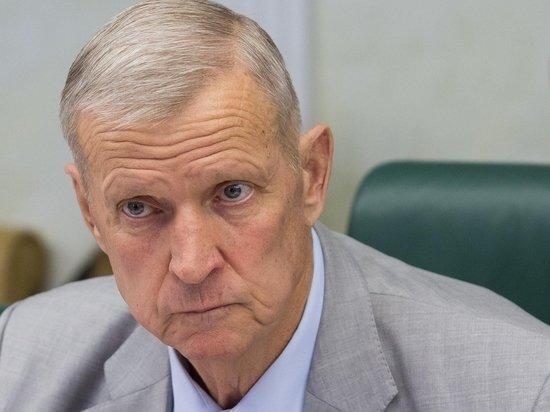 Скончался экс-сенатор от Астраханской области Горбунов