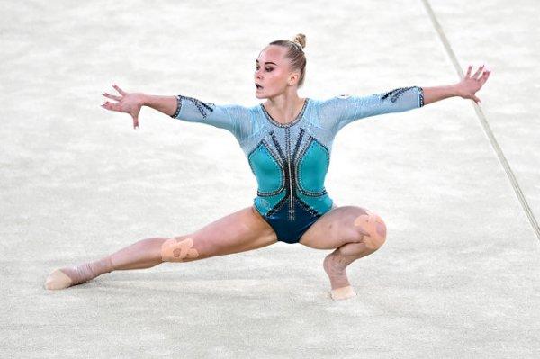Мельникова стала абсолютной чемпионкой мира по спортивной гимнастике