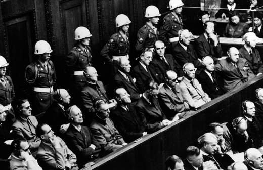 Перевод стенограммы Нюрнбергского процесса на русский язык выйдет через два года