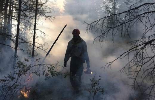 Названа возможная причина пожара в инфекционной больнице в Кирове