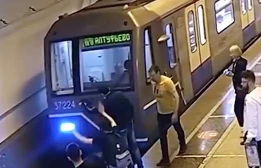 Избитому в метро пассажиру выплатят 2 млн рублей