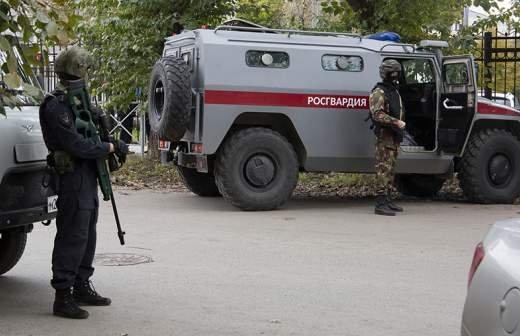 ГУ МВД подтвердило факт стрельбы школьниками в центре Санкт-Петербурга