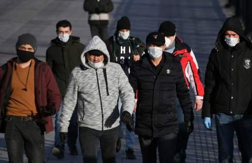 Россия объявила «миграционную амнистию» 158 тыс. граждан Узбекистана