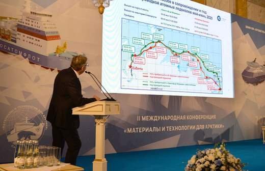 Путин заявил о попытках ограничить право РФ распоряжаться территорией в Арктике