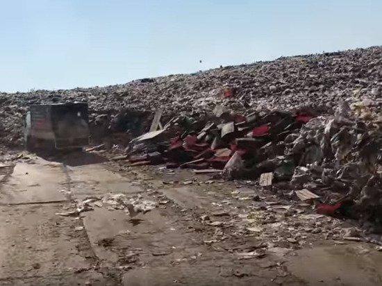 Росприроднадзор: половина всех мусорных полигонов в стране работает с нарушениями